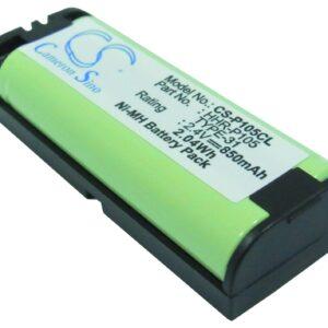 bateria panasonic hhr-p105