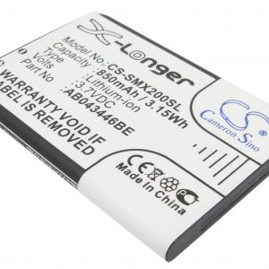 BATERIA SAMSUNG X156 AB043446BC