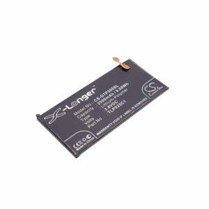 Capacidad:2500mAh Tipo:LI-iON Voltaje:3.8V Rate:9.50Wh EAN Code: 4894128121107 Color:Negra